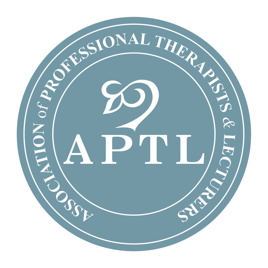 The APTL Logo is Copywrite of The Association of Professional Therpaists and Lecturers and has been designed by Jeff Creative  https://www.facebook.com/jefferscreative/